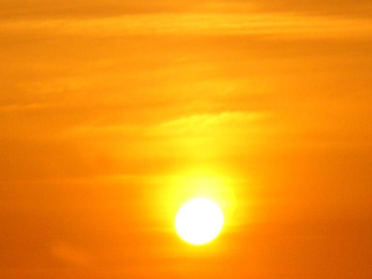 Segundo a organização, a temperatura deste ano foi influenciada pelo evento climático El Niño