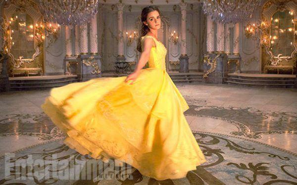 Emma Watson é Bela em novo filme / Divulgação/Entertainment Weekly