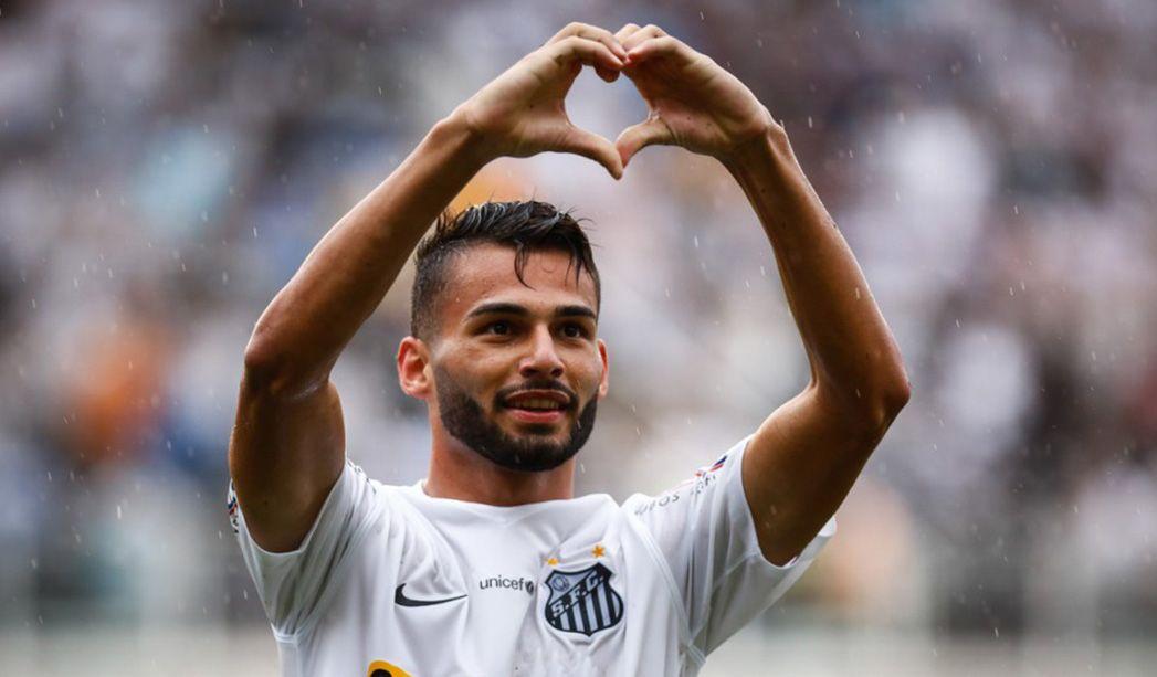 Thiago Maia pode trocar Santos pelo PSG por R$ 74 milhões