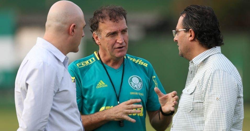 Rival faz proposta e Mattos pode deixar o Palmeiras
