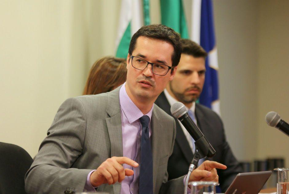 Alessandro José Fernandes de Oliveira assumiu posto de Deltan Dallagnol (foto) no fim de 2020
