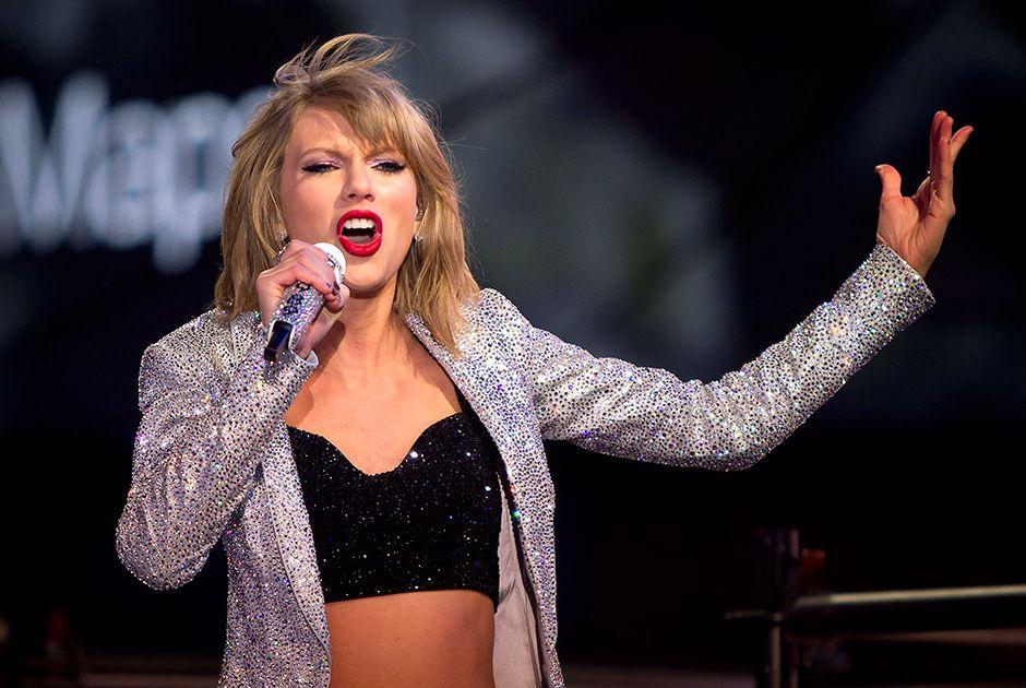 Taylor Swift terá programa em serviço de streaming para TV