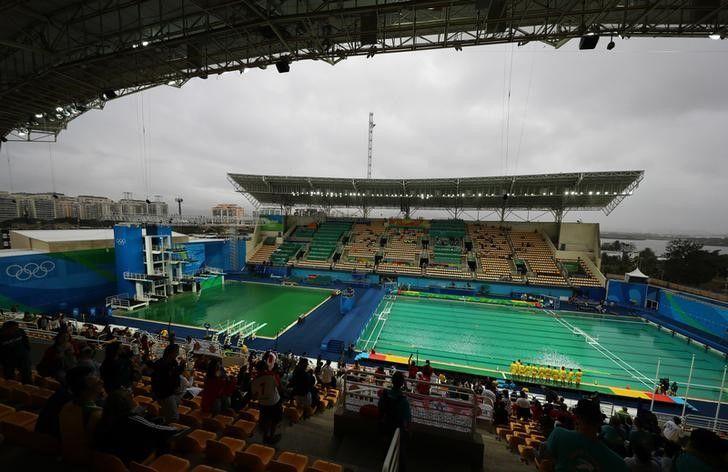 Piscina de Tóquio não terá problemas do Rio 2016, diz federação