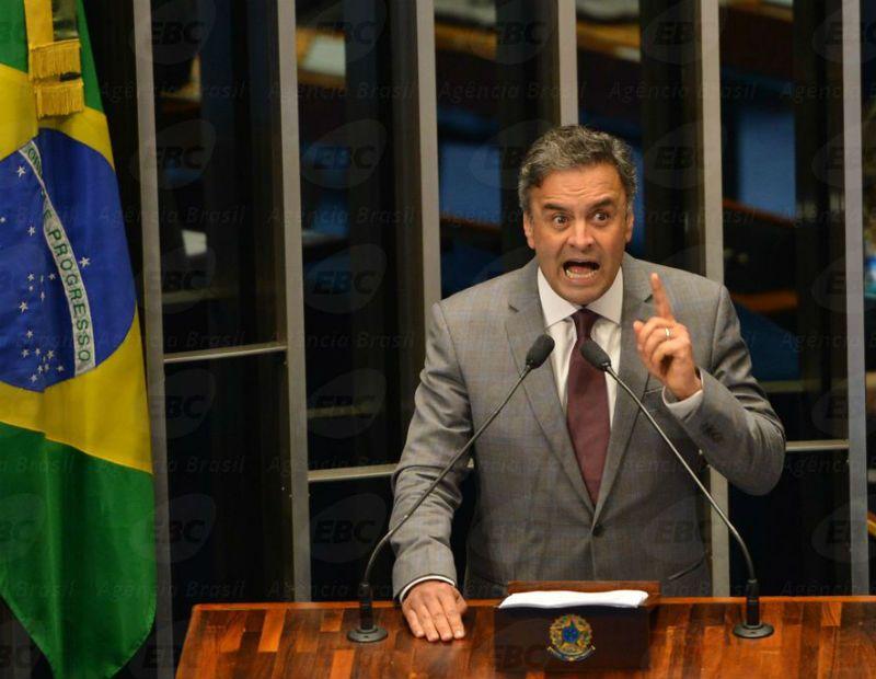 STF determina afastamento de Aécio Neves