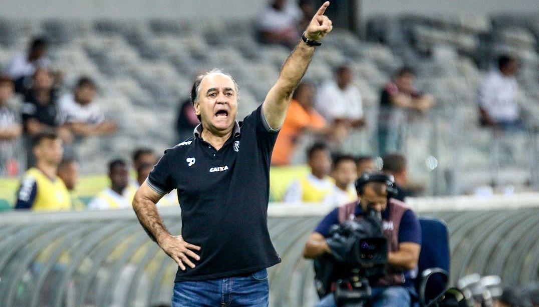 Marcelo Oliveira assume culpa por derrota, mas mantém esperança