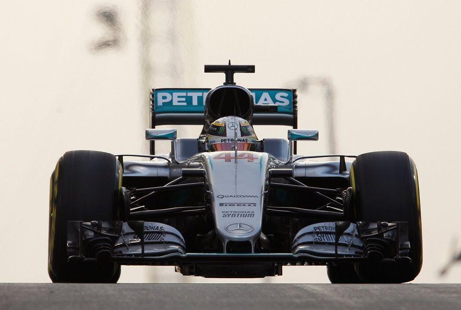 Hamilton é o mais rápido da sexta-feira em Abu Dhabi