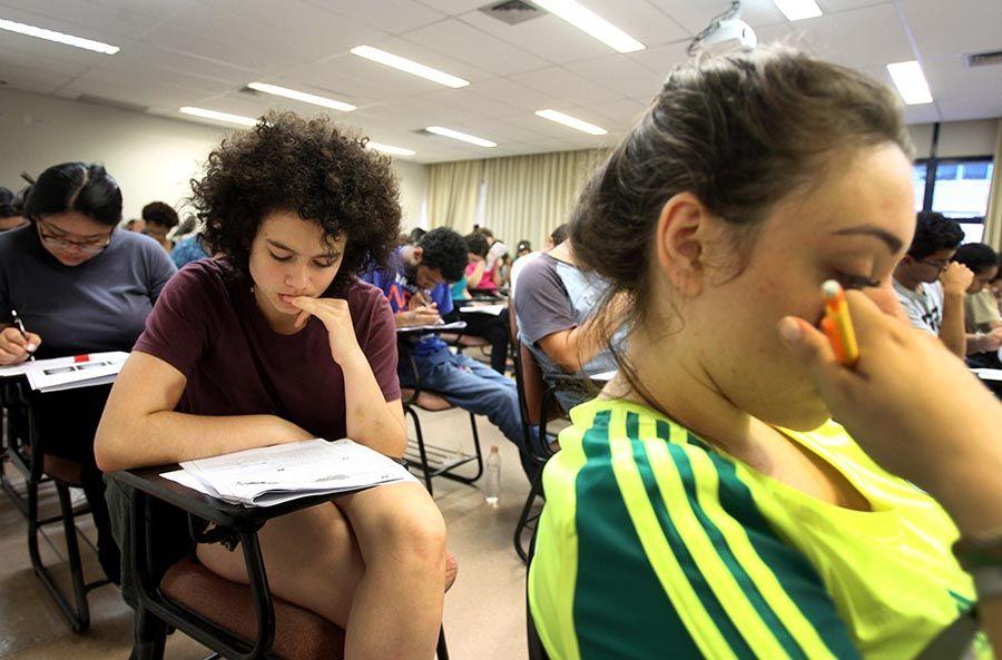 Levantamento é do movimento Todos pela Educação / Masao Goto Filho/Estadão Conteúdo