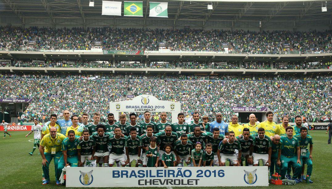 Palmeiras vai pagar bicho de R$ 7,5 mi por título