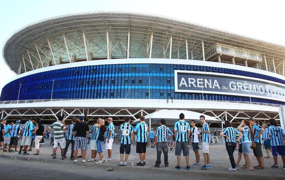 Grêmio confirma telões na rua para torcida ver final