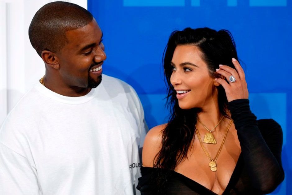 Kim Kardashian quer que Kanye West faça dieta