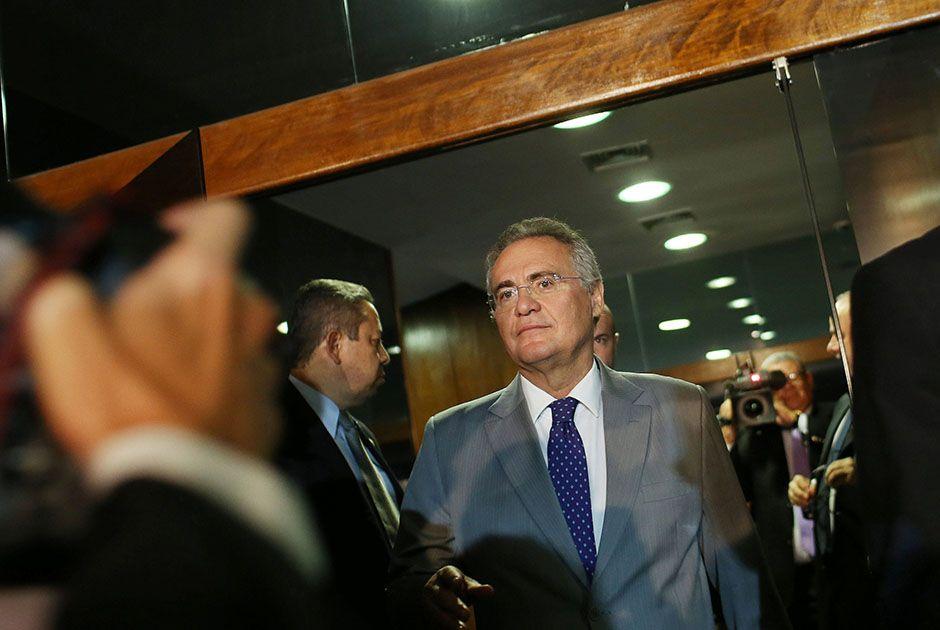 Renan diz que decisão do STF foi 'patriótica'