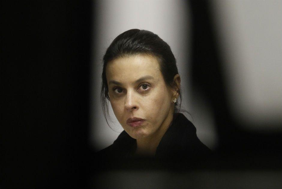 Adriana Ancelmo foi detida acusada de participar dos crimes investigados na Operação Calicute. / Alexandre Brum/Agência O Dia/Estadão Conteúdo