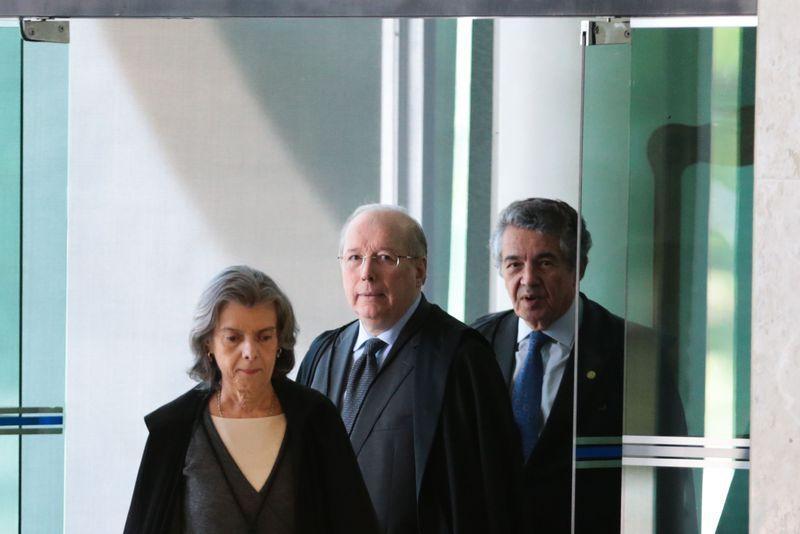 Marco Aurélio pede que PGR apure prática criminosa no descumprimento