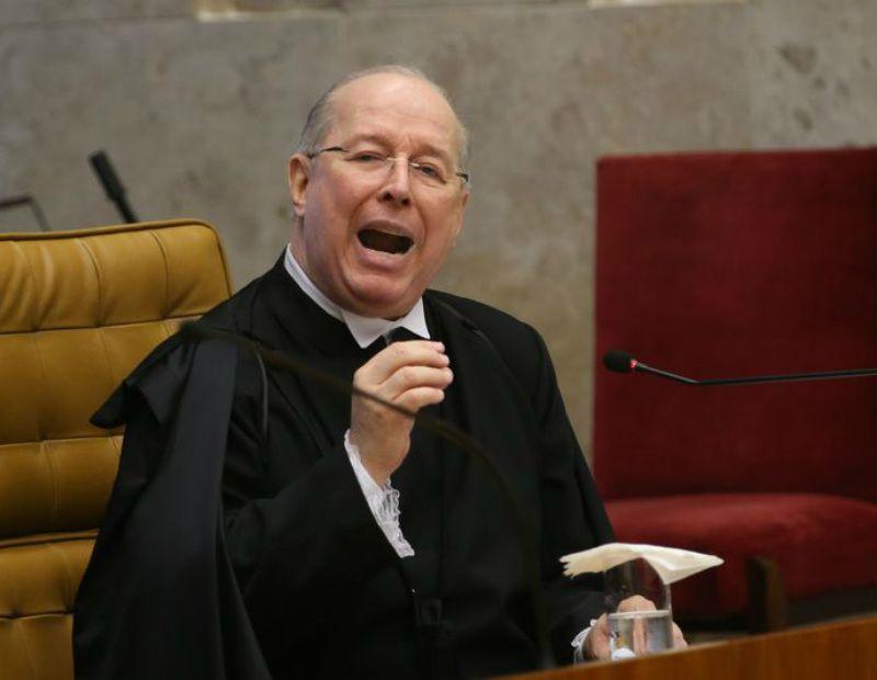 Celso Mello muda placar sobre afastamento de Calheiros