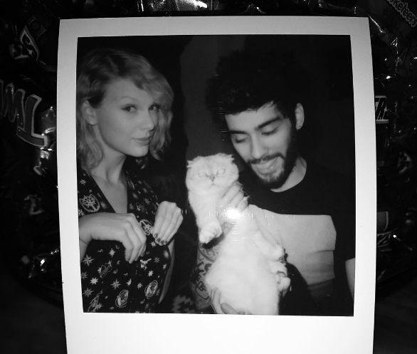 Taylor Swift e Zayn lançam música juntos
