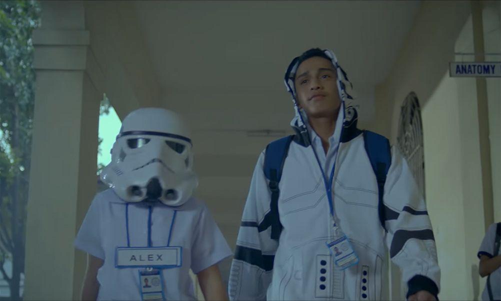 Campanha de Star Wars incentiva doações a hospital