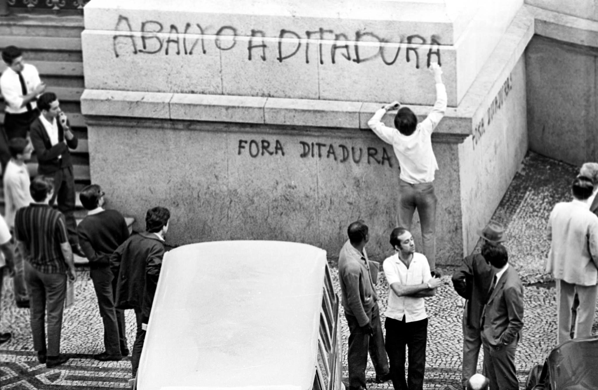 Brasil viveu período de ditadura militar de 1964 a 1985 / Acervo Memórias da Ditadura