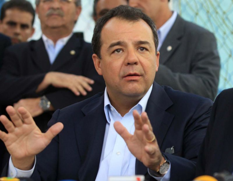 Cabral é denunciado pela 6ª vez na Lava Jato