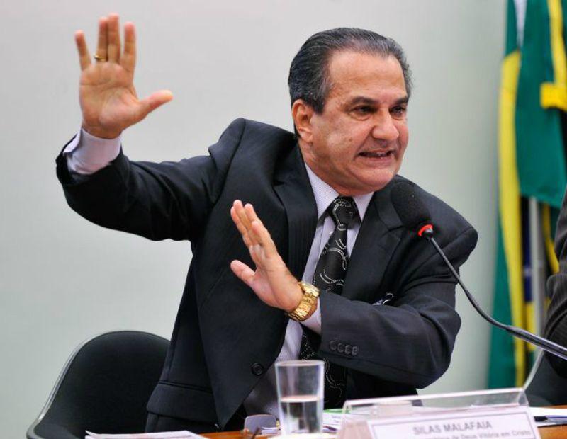 Silas Malafaia é indiciado pela PF por lavagem de dinheiro