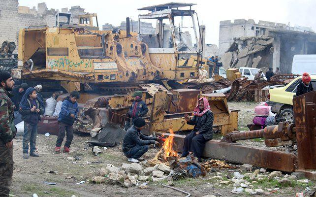 Bombardeio aéreo mata ao menos 15 pessoas na Síria