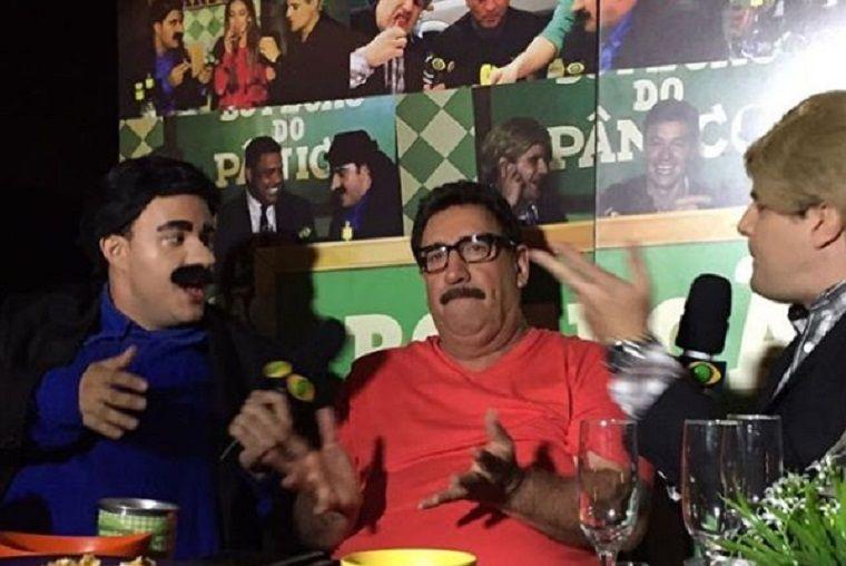 Não vai ter Ratinho ano que vem, revela Gui Santana