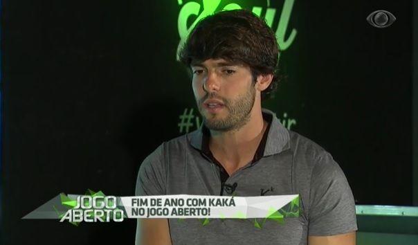 Kaká teve proposta do City em 2009, pouco antes de acertar com o Real Madrid - Reprrodução/Band