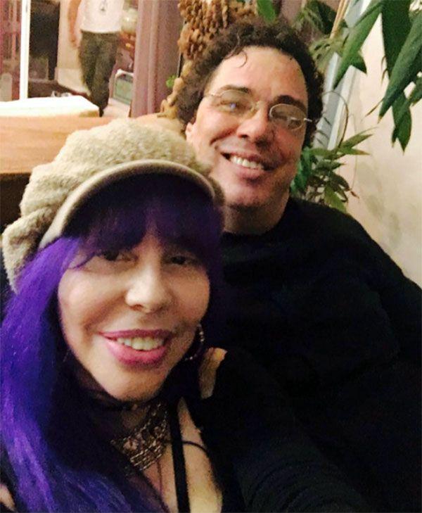 Baby do Brasil fala sobre fim de namoro com Casagrande