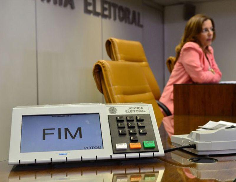 Lista de municípios que terão um novo pleito será divulgada durante o andamento dos julgamentos / Fernando Frazão/ABr