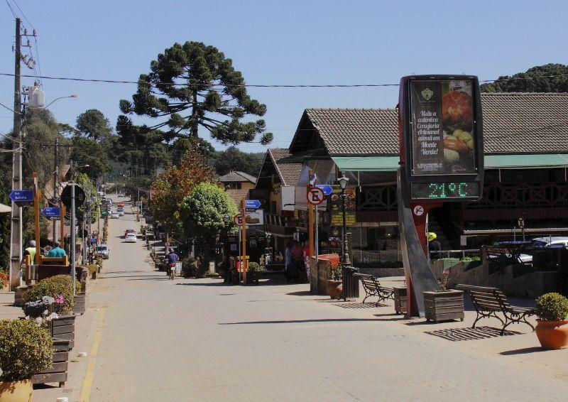 Um vilarejo acolhedor e com paisagens de tirar o fôlego dos visitantes / Google Mapas