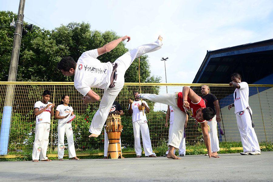 Taubaté abre inscrições para projeto gratuito de capoeira