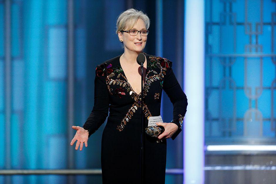 Meryl Streep vem ao Brasil para falar de feminismo