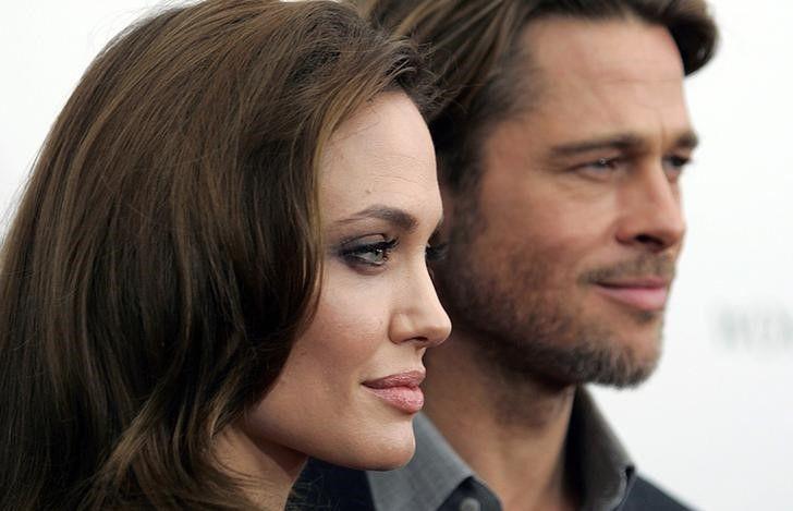 Brad Pitt e Angelina Jolie voltam a se falar