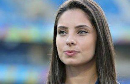 Kalinka Schutel é repórter na Band / Divulgação