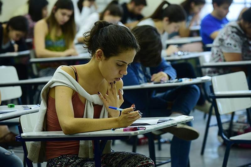 Unicamp: Matemática tem a prova mais fácil