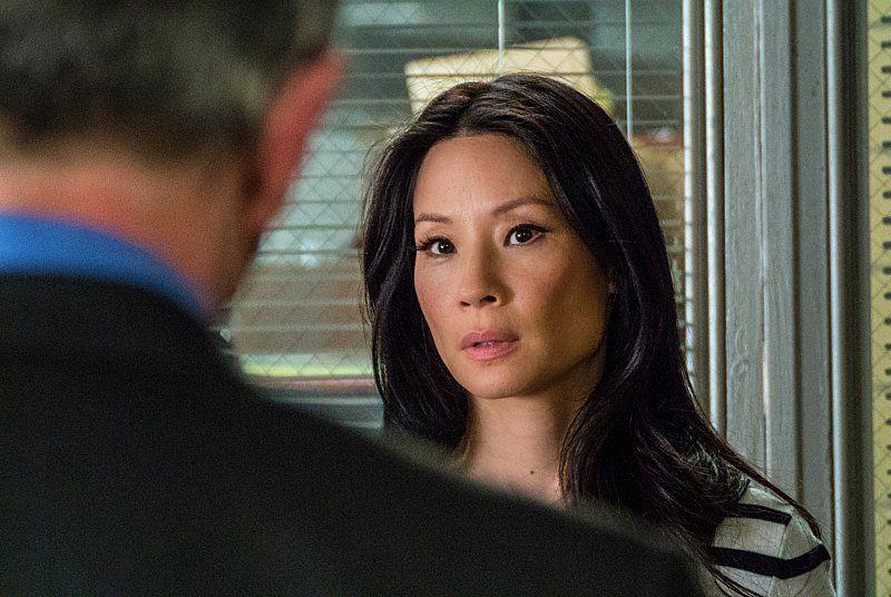 Lucy Liu está mais perto do que nunca