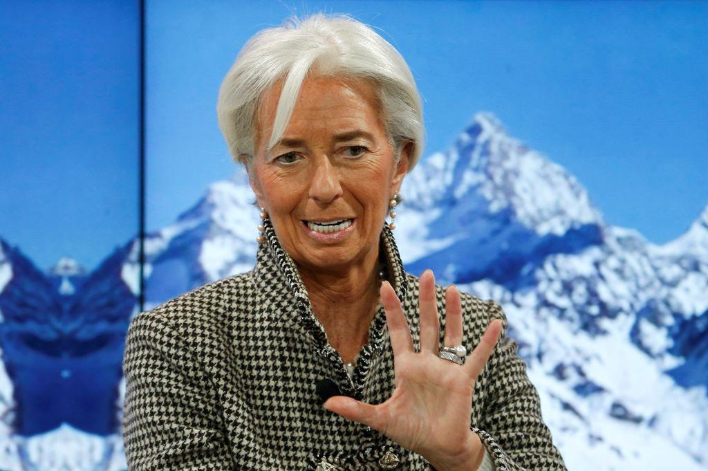 Economia pode ser devastadora em 2017, prevê Lagarde