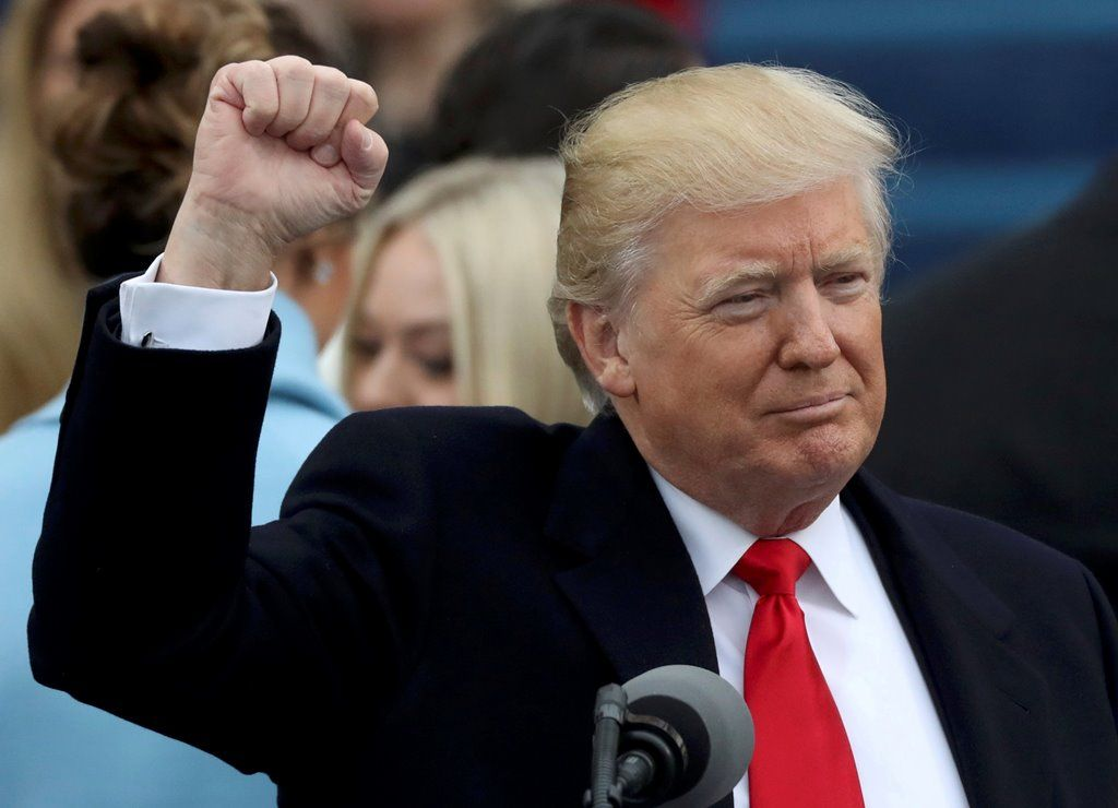 Trump é o novo presidente dos Estados Unidos