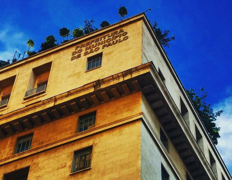 Doria busca doadores: meta é iluminar fachada da Prefeitura