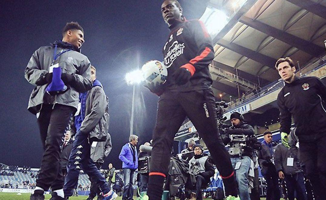 Balotelli relata racismo após jogo na França
