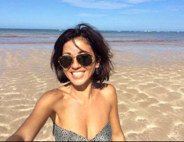 Após 3 meses, italiana morta na Bahia é sepultada