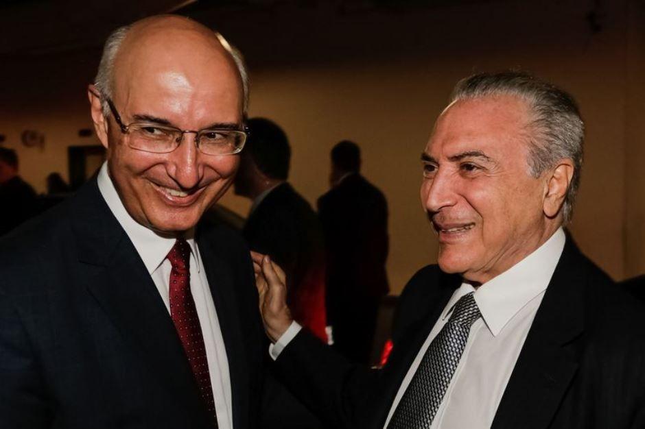 Rigoroso e incorruptível, há anos ministro Ives Gandra (esq.) fez voto de pobreza / Marcos Corrêa/PR/Agência Brasil