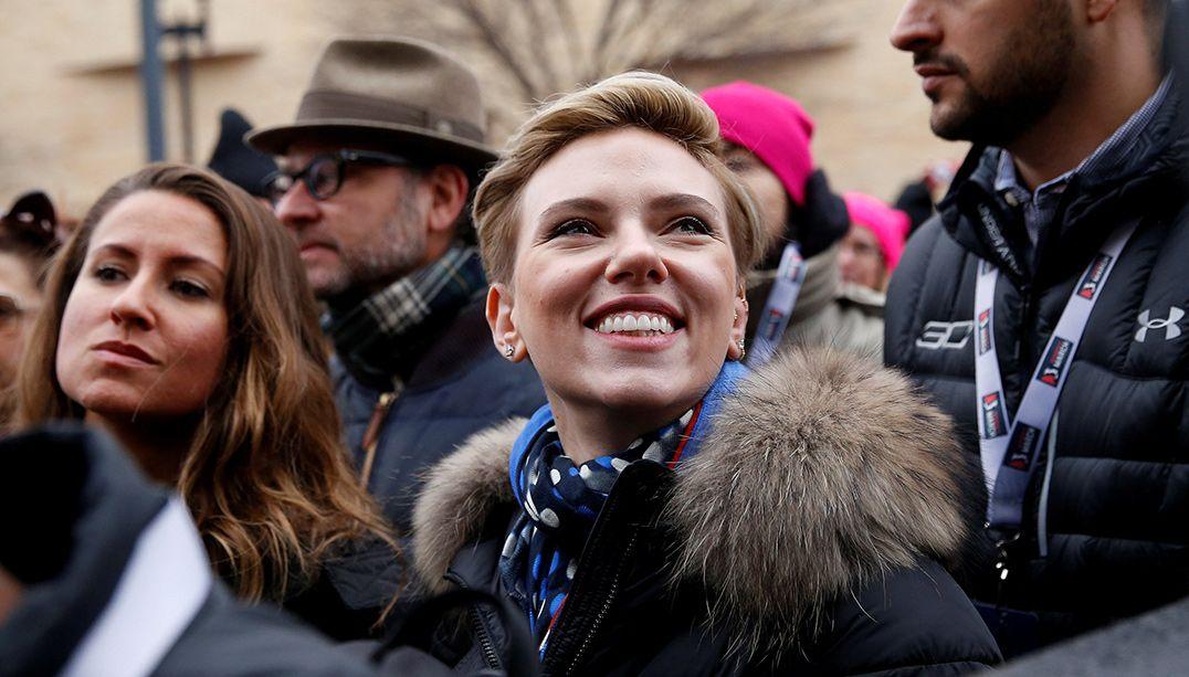 Scarlett Johansson e Romain Dauriac se separam