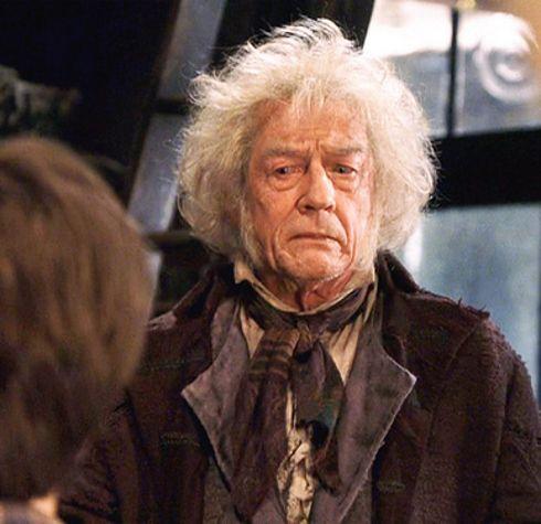 Morre John Hurt, intérprete do senhor Garrick Olivaras em Harry Potter