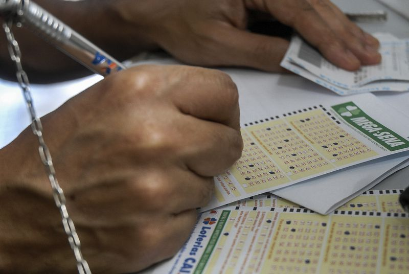 Aposta mínima da Mega-Sena custa R$ 3,50 / Marcello Casal Jr/Agência Brasil