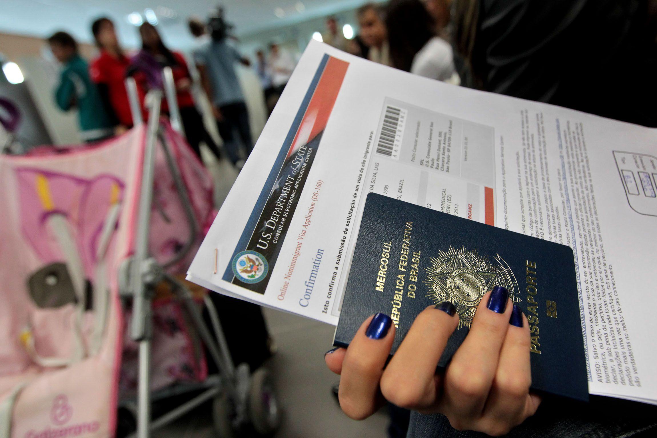 EUA: Usar visto de turista gera suspeita de imigração ilegal