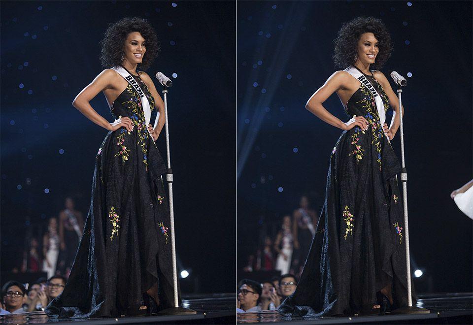 Raissa Santana agradece apoio no Miss Universo