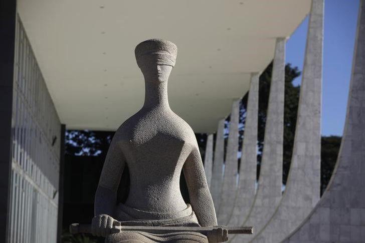 Sede do Supremo em Brasília: primeira sessão do ano deve analisar a possibilidade de réu ocupar linha sucessória da Presidência