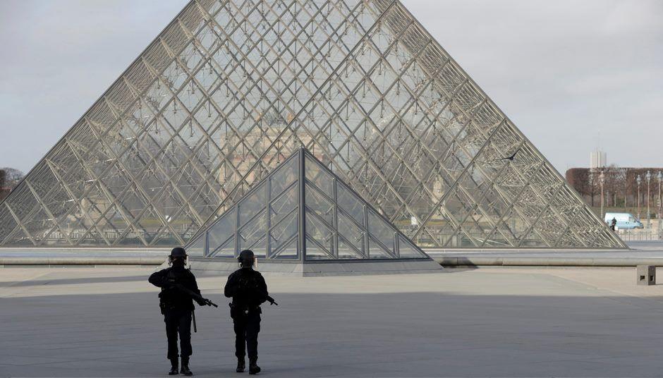 Apesar de terrorismo, Louvre é o museu mais visitado do mundo