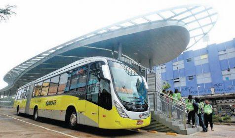 Kalil exigirá que todos os novos ônibus deverão ter ar e suspensão a ar / FLÁVIO TAVARES/HOJE EM DIA/FUTURA PRESS