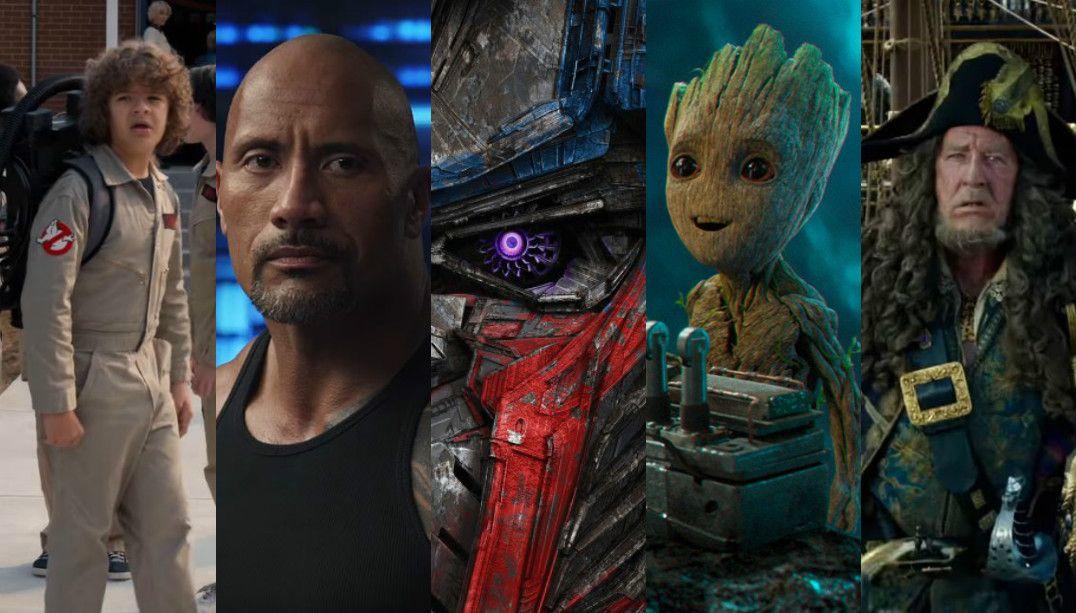 14 filmes ganharam teasers inéditos no evento / Reprodução/YouTube